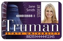 Id Partners Bank U With Multi-use University Truman s State - Campus Card For Secureidnews