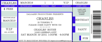 Concert Ticket Maker Concert Ticket Template Free Download Complete Guide Example 18