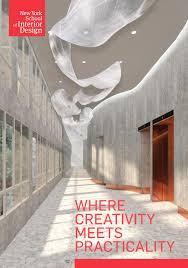 New York School Of Interior Design View Book 2020 2021 By New York School Of Interior Design