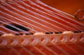 Instrument strings Digital Art by Fran Smith