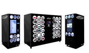 Custom Vending Machines Mesmerizing AVT Automated Retail