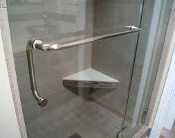 towel bar for glass shower door types of shower door handles all design doors ideas intended towel bar for glass shower door
