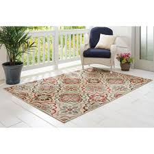 better homes and gardens nbsp bright fl nbsp indoor outdoor rug com