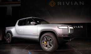 Amazon leads $700 million investment into electric pickup truck ...