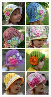 Crochet Panama Hat Pattern