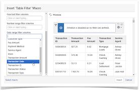 Managing Date Range Filters Stiltsoft Docs Outdated