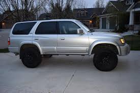 2000 Toyota 4Runner Limited Lifted & Locked $8900 Boise ID ...