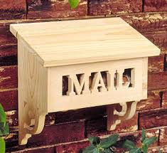 Image Woodworking Wooden Mailbox Plans Free Shikoinfo Crafters Chapter Wooden Mailbox Plans