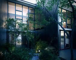 Modern Japanese Houses Modern Japanese Home