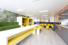 ideas for office design. Open Plan Office Design Ideas. Breakout Area With Railway Cariages Ideas For F