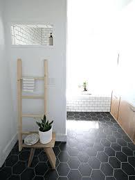 black bathroom floor tiles best hexagon tile ideas on for large small white black bathroom floor tiles