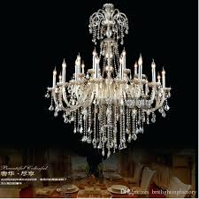 contemporary crystal lighting luxurious style large chandeliers big hotel banquet hall chandelier light vintage c