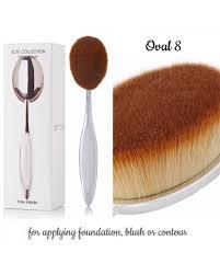 artis brush oval 8 brush
