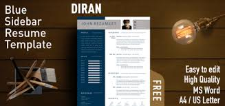 where is the resume template in word fully editable free resume templates rezumeet