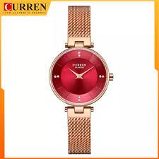 <b>CURREN</b> Top Brand Women's Luxury Fashion Watches 9031 ...