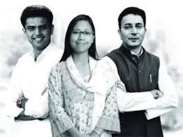 Upas Sachin Pilot Agatha Sangma Jitin Prasada On Matters