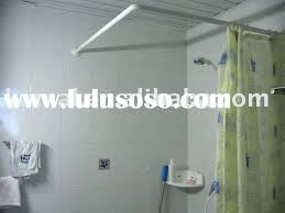 u shaped curtain rod l shaped curtain rail l shaped shower curtain rod u shaped curtain