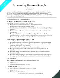 Account Payable Resume Sample Account Receivable Accounts Payable