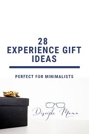 looking for great gift ideas here are 28 experience gift ideas for everyone in the family and the best part is that they re perfect gifts for minimalists