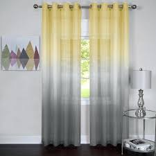 grey curtains kitchen curtains target ideas yellow sheer and blue valance gray curtain panels image grey curtains