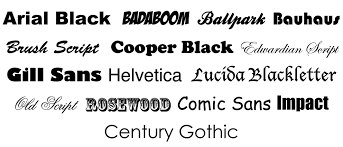 what font to use on resume resume badak best font for resume writing