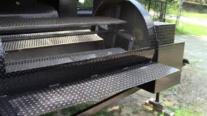 t rex bbq smoker grill with rotisserie trailer catering food truck concession atlanta