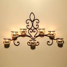 brass wall sconce candle holder wall sconce candle holder iron and hanging candle holder iron and brass wall sconce candle