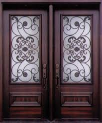 wrought iron exterior doors. Wrought Iron Doors \u2013 Examples Gallery: Alexandria2248 Exterior