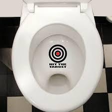 hit the target funny cool waterproof