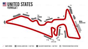 2020 United States Grand Prix Austin Circuit Of The Americas