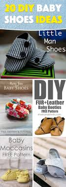 Free Baby Shoe Pattern Best Decoration