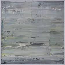 koen lybaert abstract oil on canvas on wood panel x 50 x cm 2016