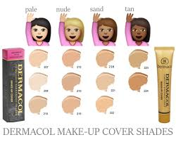 Dermacol Makeup Cover Match Your Shade Makeupview Co