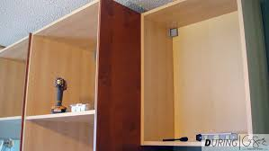 installing ikea wall cabinets madness