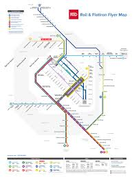 rtd  light rail system map