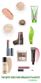 looking to clean up your makeup bag these are the best natural makeup s on amazon and anywhere