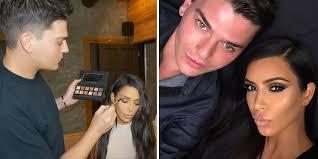 vous rêvez d avoir le contouring parfait de kim kardashian rien de plus simple son célèbre make up artist mario dedivanovic vous invite à sa master