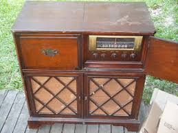 Cabinet Record Player Antique Radio Forums O View Topic Todays Record Player Finds