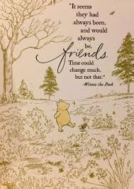 Pooh Bear Quotes About Friendship Adorable Winnie The Pooh Friend Quote Best Friendship Quotes Of The Week