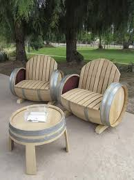 wine barrell furniture. Wonderful Barrell Wine Barrel Furniture By Balk En Plank U2013 UpcycleDZINE Throughout Barrell