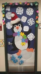 penguin door decorating ideas. Winter Classroom Door Decorations....Autism Awareness Penguin :-) Created By Decorating Ideas N