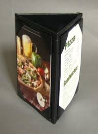 Restaurant Table Top Display Stands Restaurant Table Tents Table Top Displays by MenusPlus 54