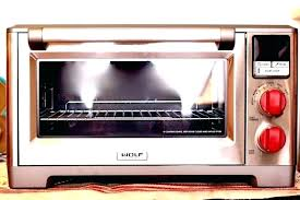 wolf gourmet countertop oven the wolf gourmet countertop convection oven reviews