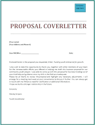 Grant Writing Proposal Cover Letter Fundamental Grant