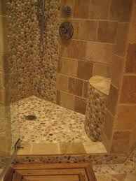 rustic stone bathroom designs. Island Stone Pebble Bathroom Design Rustic Wall And Rustic Stone Bathroom Designs N