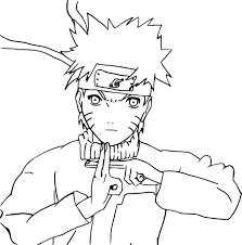 Cool Coloriage Naruto Imprimer Coloriages Imprimer