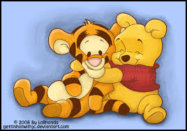 baby tigger and pooh. Beautiful And Baby Pooh And Tigger By MissKingdomVII  Throughout And I