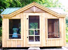 10x14 florida room exterior timber frame shed plans