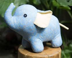 Stuffed Elephant Pattern