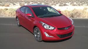 hyundai elantra 2016 red. Exellent Red 2016 Hyundai Elantra Sedan In Red  Interior Design  AutoMotoTV YouTube Throughout